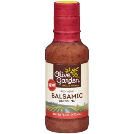 Red Wine Balsamic Dressing (Pack of 6)