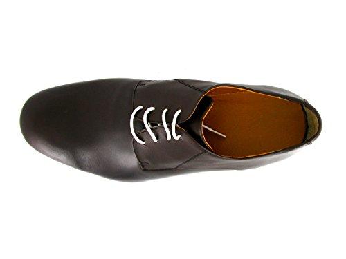 J.Bradford - Zapatos Hombre Derby JB-STEWARD Marron