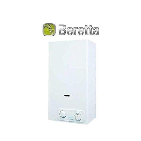 Calentador beretta fonte 11 ae glp eltron butona-propano: Amazon.es: Bricolaje y herramientas