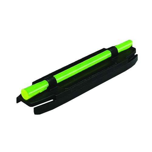 HIVIZ Wide Magnetic Fiber Optic Shotgun Sight