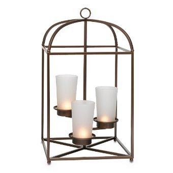 Partylite Framework Candle Lantern