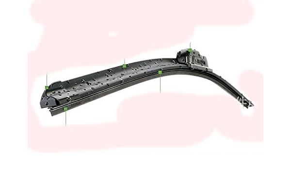 Goma de Limpiaparabrisas coche universal u tipo Wiper Blade sin hueso (Color 14 - 26): Amazon.es: Electrónica