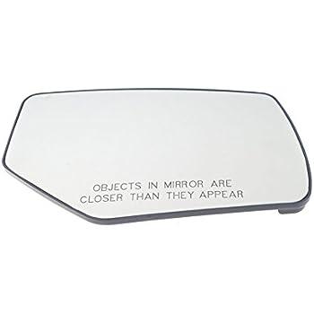 09-13 Chevy Silverado Tahoe GMC Yukon Left Side Signal Door Mirror Glass OEM