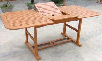 Tavoli Per Esterno In Legno.Tavolo Legno Per Esterni Giardino Balau 150 200 X 100 Ba805280 Cosma