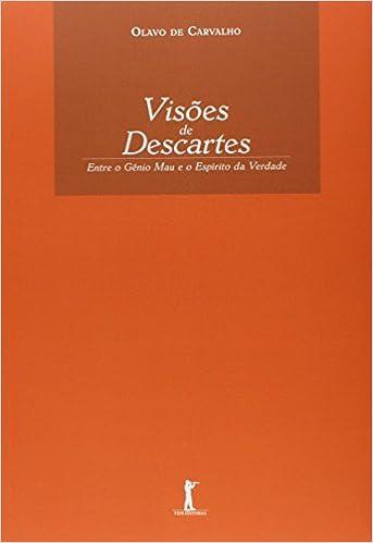41e1db6038 Visões de Descartes - 9788567394053 - Livros na Amazon Brasil