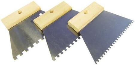 Dents 4 Mm Truelle Adhesif Peigne A Carrelage Grout Platre Ciment Amazon Fr Bricolage