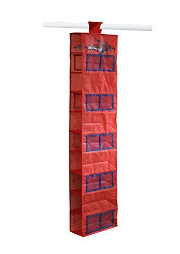 Marvel Spider-Man 10 Tier Hanging Organizer