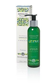 Andalou Naturals Citrus Kombucha Facial Cleansing Gel (6 OZ)
