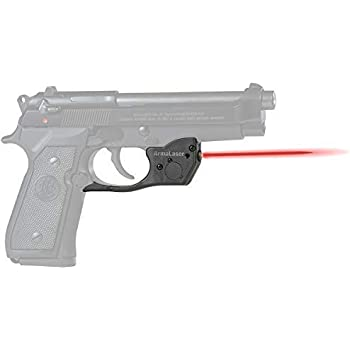 Amazon com : Guide Rod Laser (Green) For use on Beretta 92