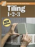 img - for Tiling 1-2-3 - Floors, Walls, Countertops, Fireplaces, Decorating Ideas, Custom Design book / textbook / text book