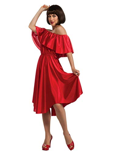 Rubie's Saturday Night Fever Dance Dress, Red, Small Costume -