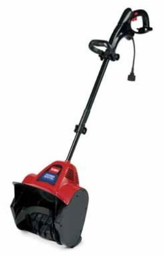 Toro 38361 Power Shovel 7.5 Amp Electric Snow Thrower