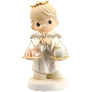 Precious Moments Your Love Means The World To Me Limited Edition Figurine (Stone Precious Heart)
