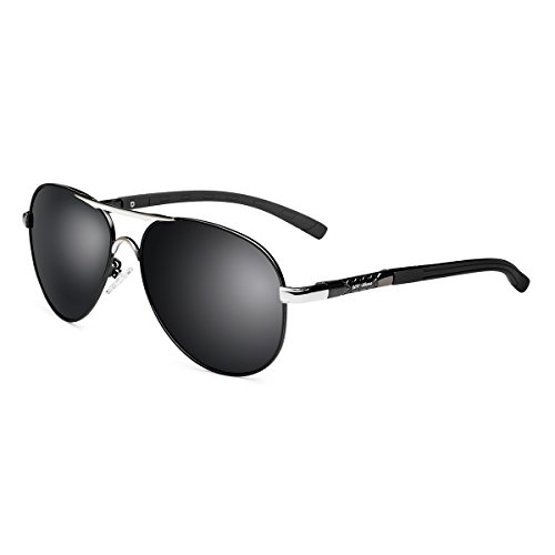 UV-BANS Women Aviator Sunglasses, ()