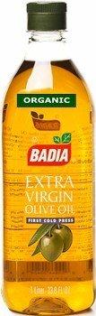 Badia Olive Oil Extra Virgin Organic 1 Liter