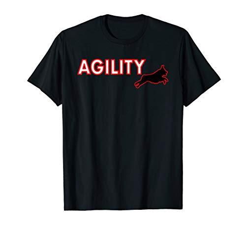 - Agility Dog Tee Shirt