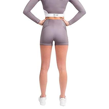 SWEDISH FALL LIFTING ATHLETES Damen Platinum Shorts