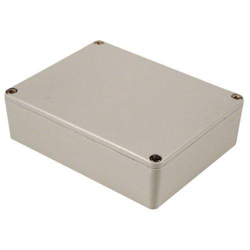 1590bblg Painted Aluminium 'stomp Box' Enclosure 119 X 94 X 34 Grey Hammond 1590BBLG-HAMMOND_IT