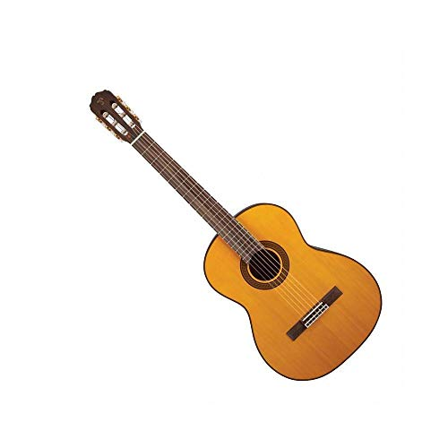 Takamine GC5LH-NAT Classical Guitar, Natural Left - Left Guitars Handed Takamine