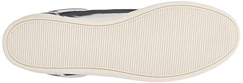 Buffalo Silber Damen Pu 516 Silver 2139 Sneaker Mirror YHxYnT7