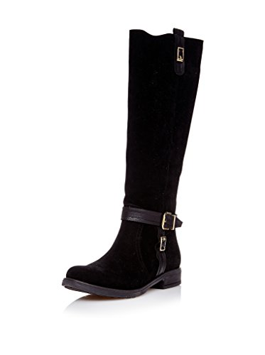 7 Women's UK Boots Length Shoes with Knee Time nH6Y7wq7