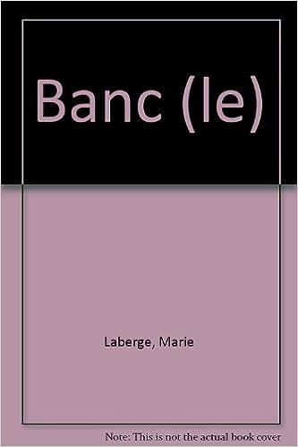 Lire en ligne Banc (le) epub, pdf