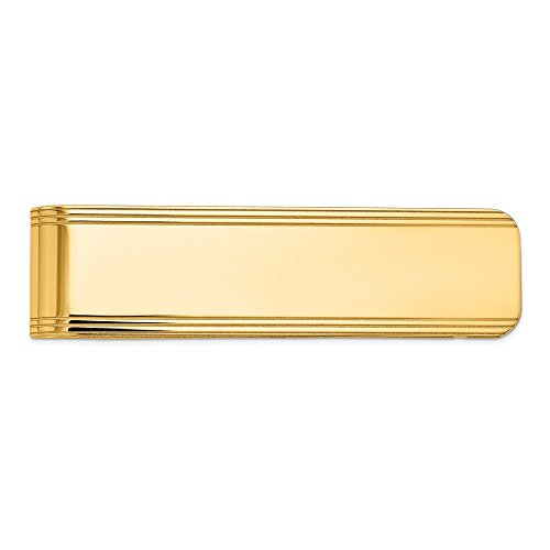 Money Gold 14K Yellow Clip Yellow 14K fZI7x0