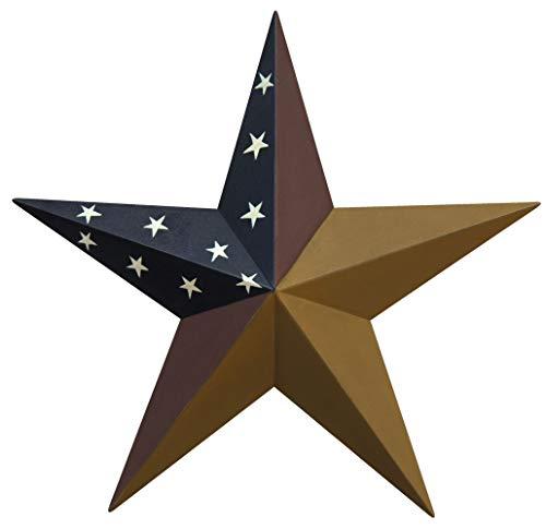 Star Decor Tin - CWI Gifts 12