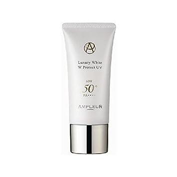 Ampleur luxury white W protect UV SPF50 PA