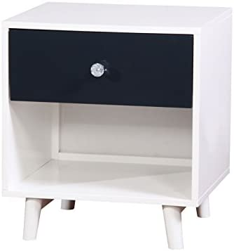 HOMES Inside Out ioHOMES Caprica Contemporary Youth Nightstand