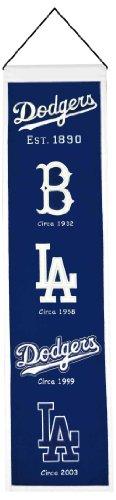 MLB Los Angeles Dodgers Heritage Banner