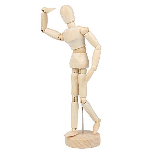 Wooden Human Joints Mannequins MRMX-01 (22cm)