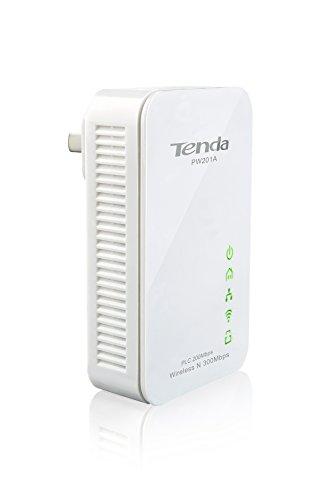 Tenda PW201A 300Mbps Powerline Communication Adapter Wifi PL