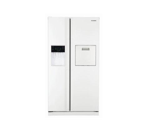 Samsung RSA1ZTWP Independiente 484L A+ Blanco nevera puerta lado a ...