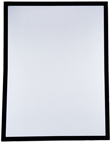 Draper Accuscreens Fixed Gray Projection Screen (7 feet, 4:3 ratio) (Discontinued by Manufacturer) ()