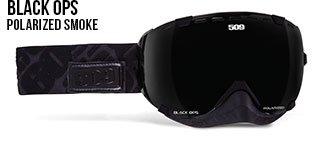 509 Aviator Goggles- Black Ops - Aviator Goggles Black