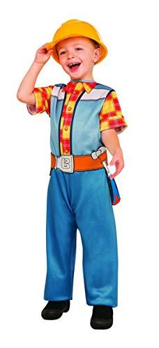 (Rubie's Costume Bob The Builder Value Costume,)