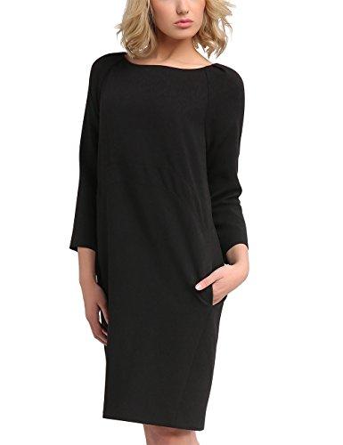 APART Schwarz Fashion Donna Nero Schwarz Vestito vxSvqOwr0