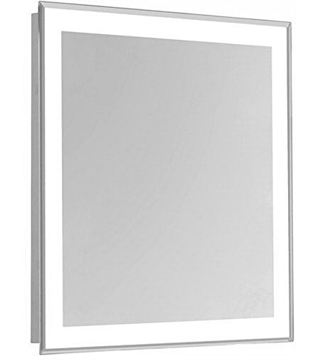 Elegant Lighting 4 Sides LED Edge Electric Mirror Rectangle 32''W x 40''H Dimmable 5000K by Elegant Lighting