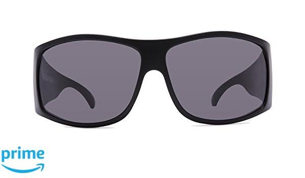 Sonnenbrille Kreedom Calibrate matte black vintage grey 5dBj0