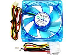 uv blue case fan - 5