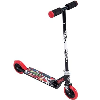 Amazon.com: Marvel Avengers. Huffy - Patinete plegable para ...