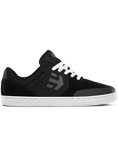 Etnies  Men's Marana Black/White/Grey Athletic Shoe