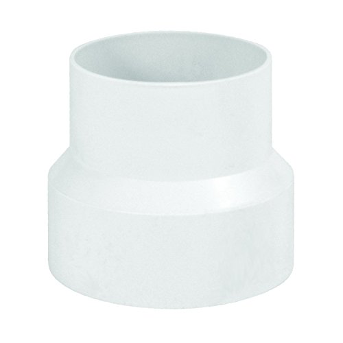 (Deflecto Duct Plastic Increaser and Reducer, 4