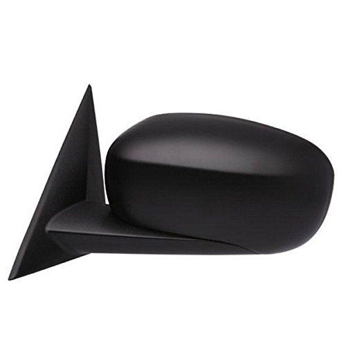 300 Magnum Power Non-Heated Non-Folding Black Rear View Mirror Left Driver Side
