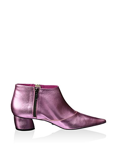 01 11174 37 Boots nbsp;Valve nbsp;Women Laminado EU Buffalo Pink 145803 London Ankle Pink 57nqU0vx