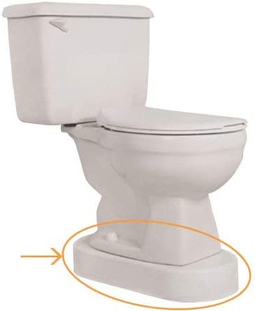 B007V732J6 Toilevator Toilet Riser : Grande 31CLozRrrkL