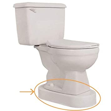 Outstanding Toilevator Toilet Riser Grande Caraccident5 Cool Chair Designs And Ideas Caraccident5Info
