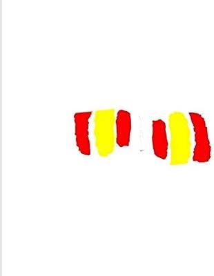20ud Bandera de España Pegatinas para automóviles Pegatinas de tres colores Pegatinas para motocicletas Neveras decorativas para automóviles pegatinas: Amazon.es: Bricolaje y herramientas