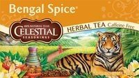 Celestial Seasonings Tea Herb Bengal (Bengal Spice Herb Tea)